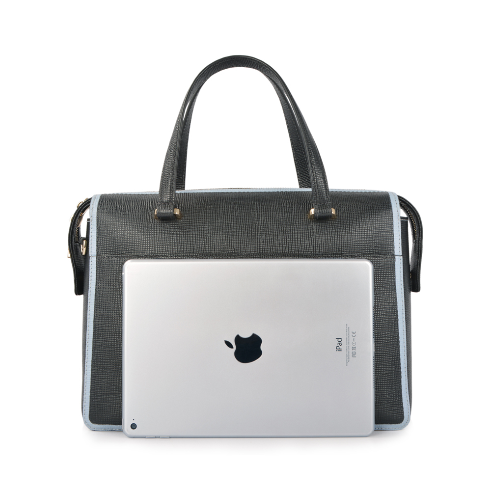 Latest business women leather bag