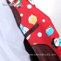 Christmas 2 Pieces Set Pants Blazers Suit Set