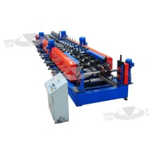 Automatic Electric Cabinet Frame Roll Forming Machine
