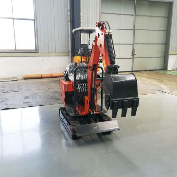 newly designed  mini excavator with rubber track