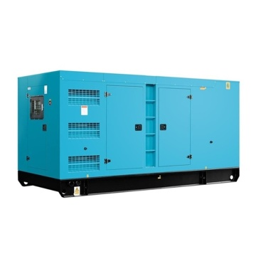 Water Cooling 83kw 112HP 6 Cylinders Cummins Genset
