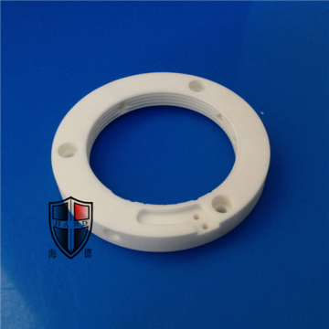 engineering micro crystal glass ceramic  milling parts
