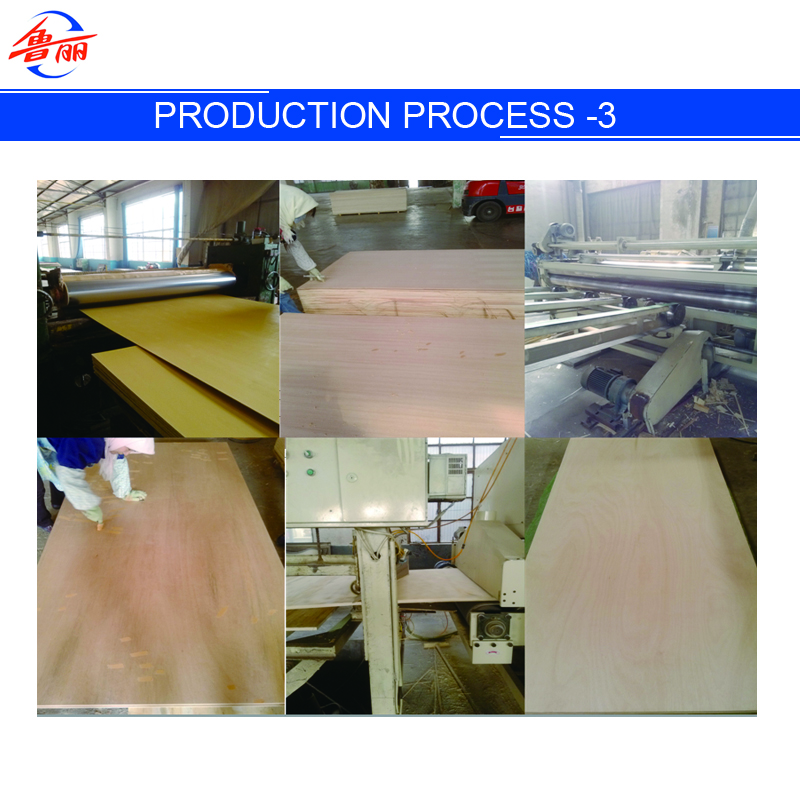 Plywood Production 3