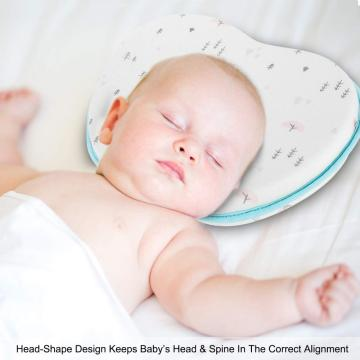 Comfity Newborn Neck Support Pillow