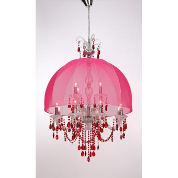 Modern Indoor Creative Decorative Large lampshade Chandelier