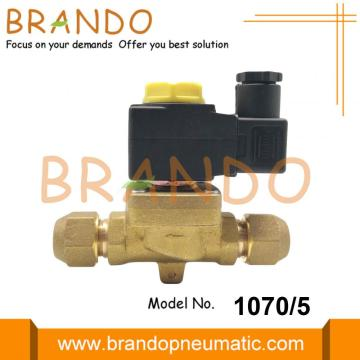 5/8'' SAE Castel Type Solenoid Valve 1070/5A6 1070/5A7