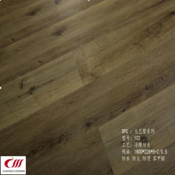 SPC Flooring 7mm + 0,5mm Wearlayer