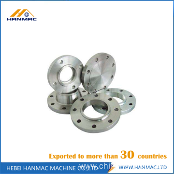 Aluminum ANSI B16.5 threaded flange