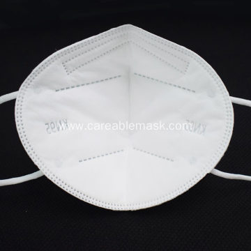5 Layer KN95 Particulate Respirator Protective Mask