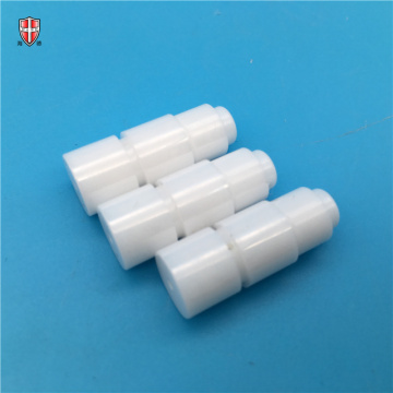 custom made polish zirconia ceramic piston shaft