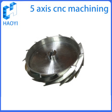 5 Axis Machining Metal Parts Rapid Prototyping