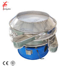 Rotary ceramic sieve machine mechanism