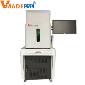Cover Protect Fiber Laser Marking and Engraving Machine