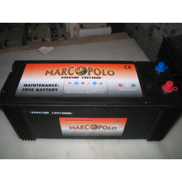 DIN 12V 135Ah MF Car Batteries