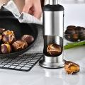 304 stainless steel chestnut paring artifact chestnut opening knife peeling shears sheller peeling machine for chestnuts