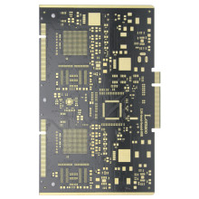 Gold fingers hard gold printed circuit boards
