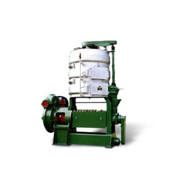 Groundnut oil press extract machine