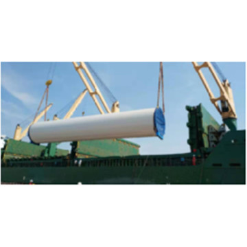 Tower Tube Export to France Wind Power Equipment