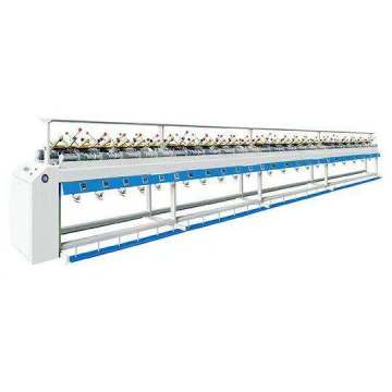 Efficiently soft and hard winding machine