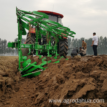 High quality hydraulic reversible plow