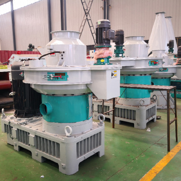 factory direct wheat straw wood pellet mill
