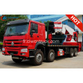 2019 New Sale Heavy Duty 80T Crane Truck
