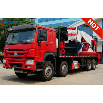 Brand New Sale Heavy Duty 80T Crane Truck