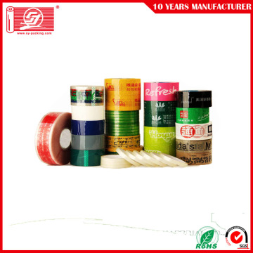 Colored Bopp Packing Tape With Company Logo