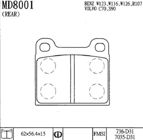 Made in Germany 1 St/ück Warnkontakt Brake Wear Indicator Auto Car Parts Verschlei/ßanzeiger