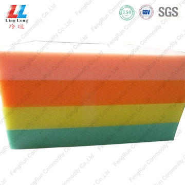 Useful Rainbow Fast Dry Sponge