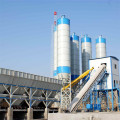 HZS90 best durable concrete batching plant price list