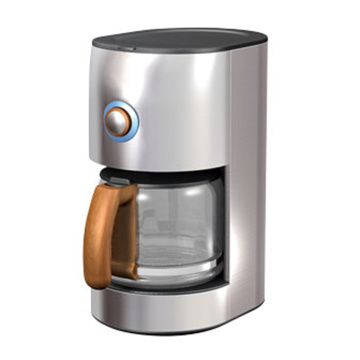 stainless steel  coffee and tea maker