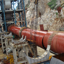 Rotary Calciner Kiln For Quicklime Poruction Plant