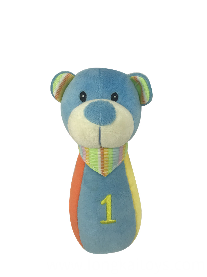 Blue Bear Toy