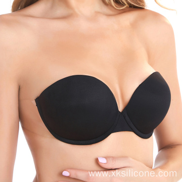 Self Adhesive Sexy Push Up Invisible Bikini bra