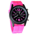 2016 New Arrival Kids Silicone Strap Wrist Watch