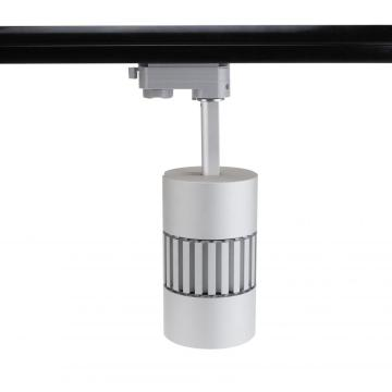 LED Track Light Fixtures 30W COB Cree 2570lm