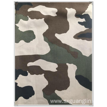 High Quality Ripstop Print Fabric