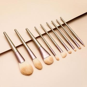 10 makeup brushes beauty tools set champagne gold beauty tools makeup brush set