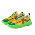 Spring and summer new men's mesh running shoes