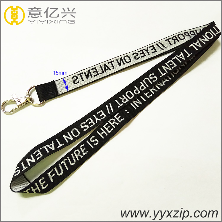 Cheap Embroidery Lanyard
