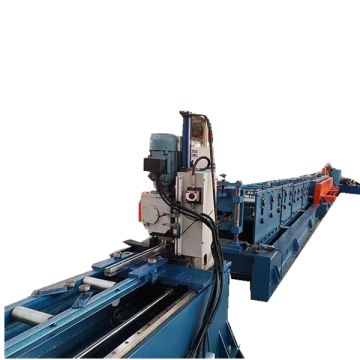 Struct channel of cable tray making machine