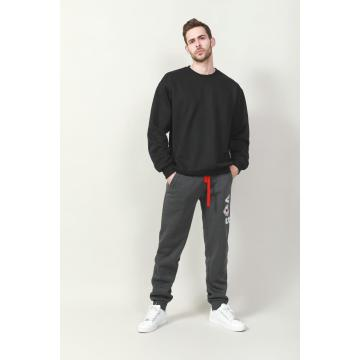 MEN'S CASUAL PULLOVER FLEECE