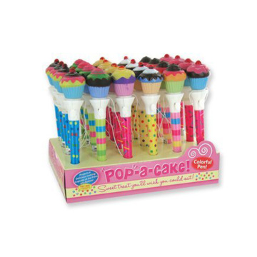 POP-A-CAKE COLORFUL PEN -0