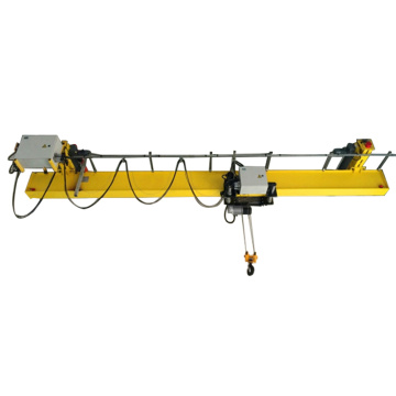 Euro-type 5ton Overhead Crane Delivered to Malaysia