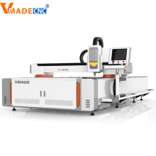 Metal Fiber  Metal Cutting Machine 2000W