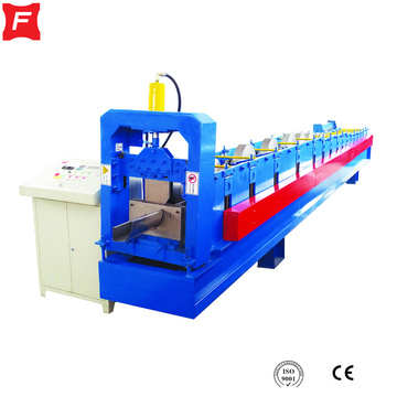 Color Steel Galvanized and Aluminum Gutter Machine