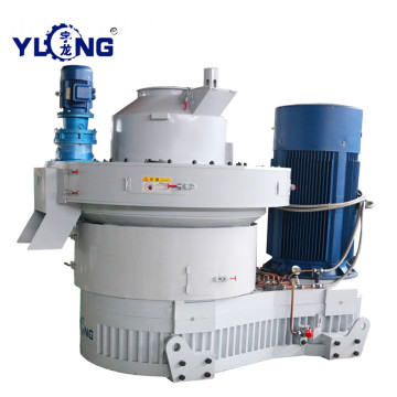 Yulong Palm Fiber Pellet Machine