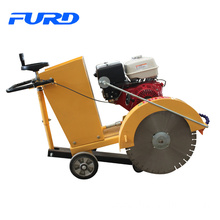 500mm concrete road cutting saw machine with diesel engine