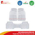 Heavy Duty Clear 3PC Vinyl Floor Mats